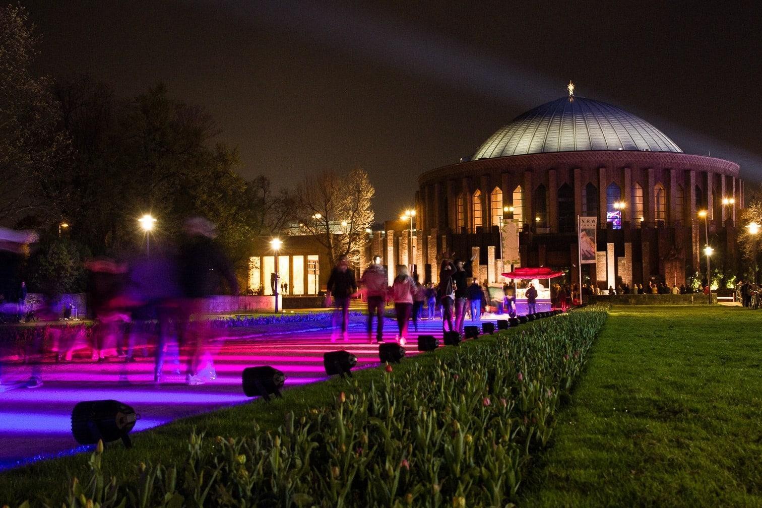Nacht der Museen Düsseldorf Kunstpalast NRW Forum