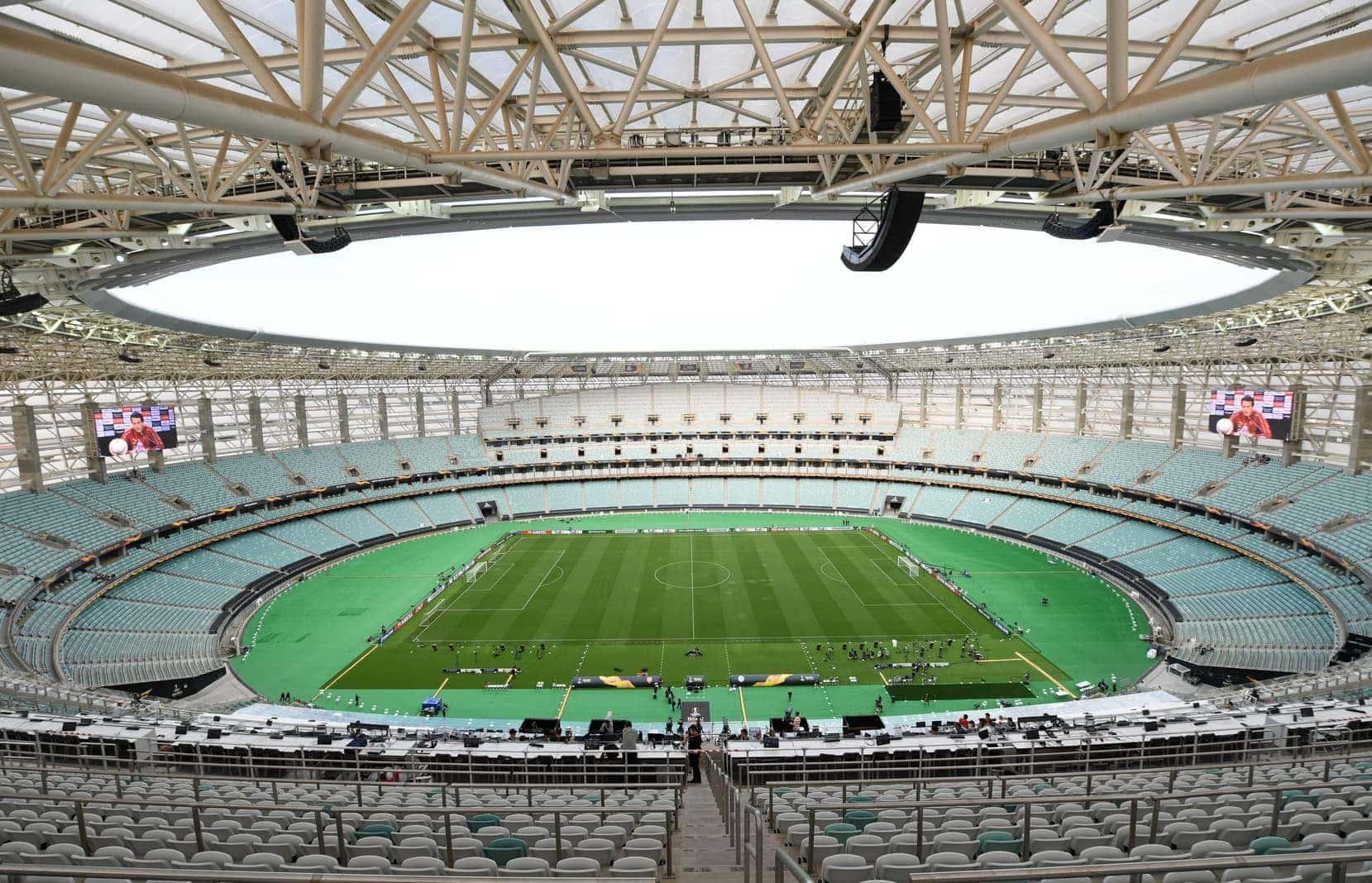 Nationalstadion Baku