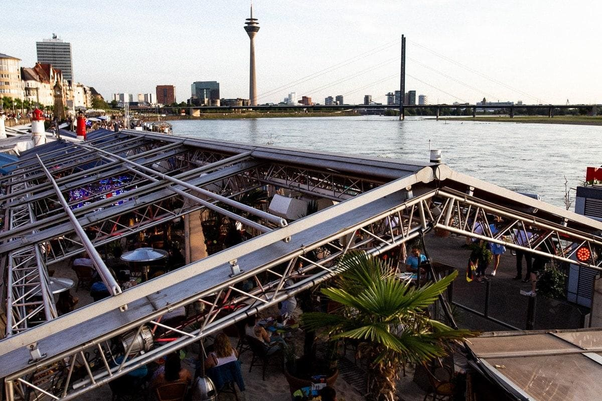 Public Viewing Düsseldorf EM 2021 1