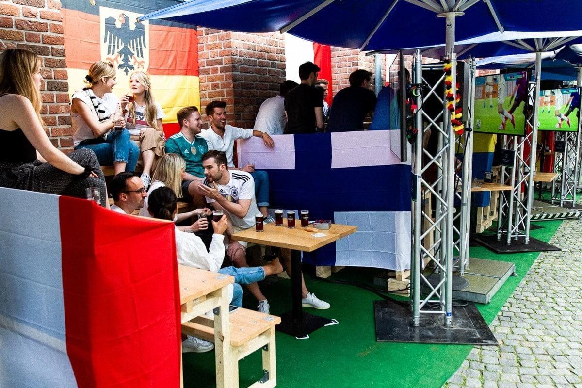 Public Viewing Düsseldorf EM 2021 16