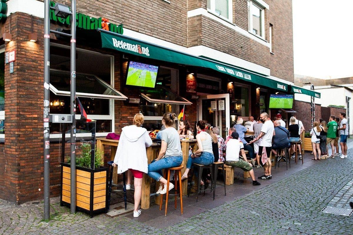 Public Viewing Düsseldorf EM 2021 17