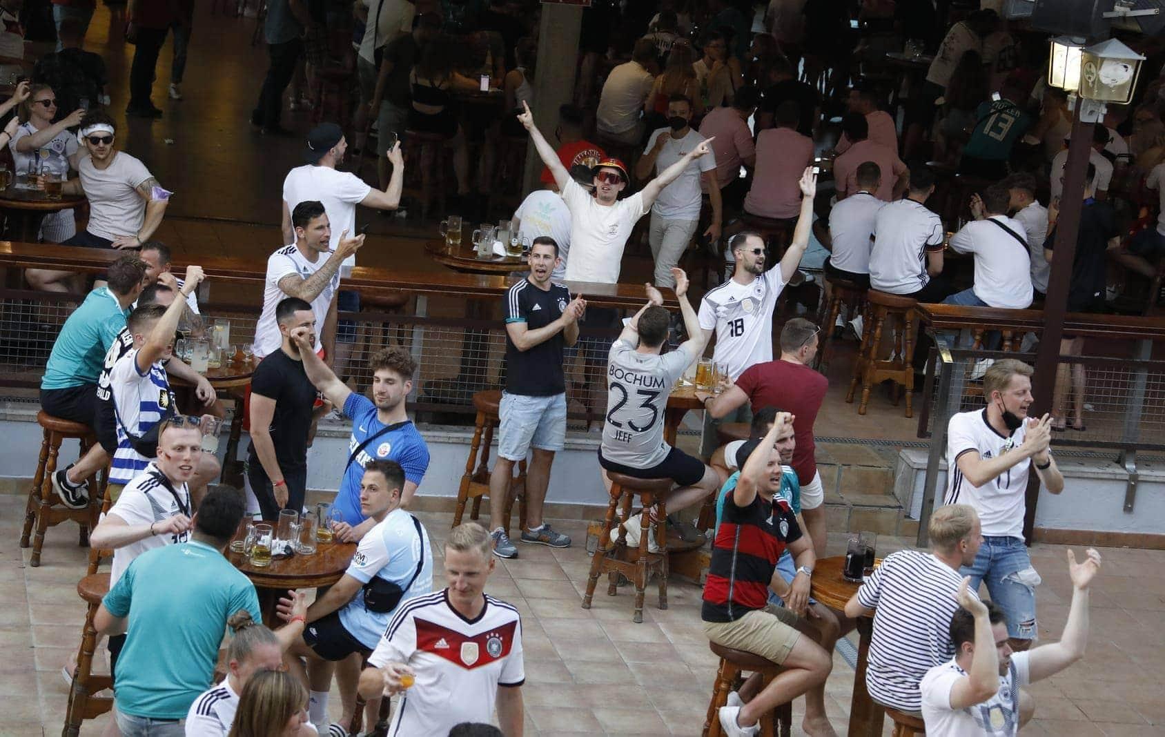 Public Viewing Mallorca Bierkönig EM 2021 4