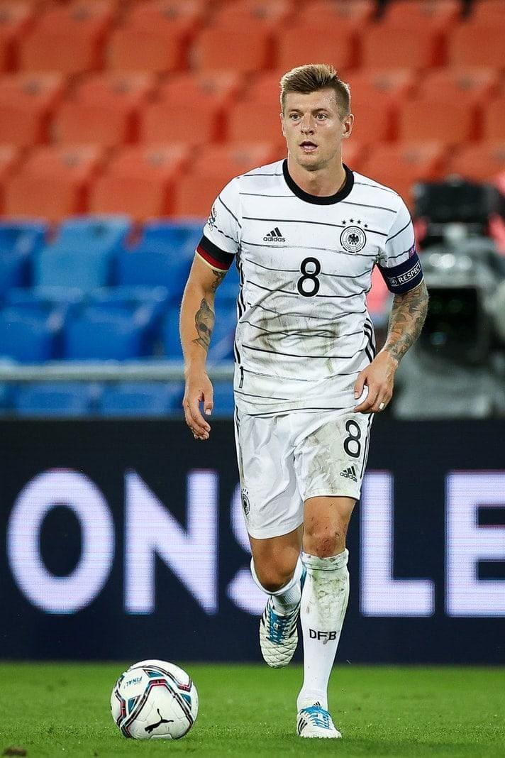 Toni Kroos Deutschland