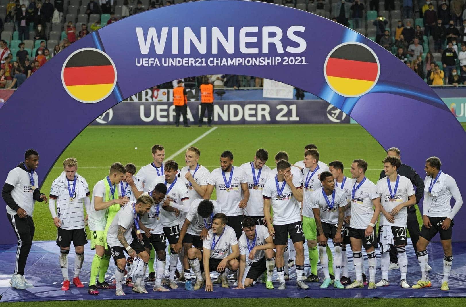 U21-EM Deutschland Europameister