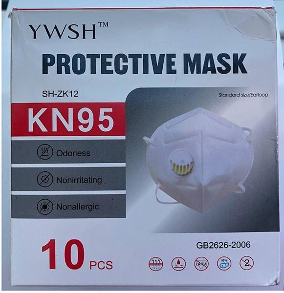 YWSH Schutzmaske