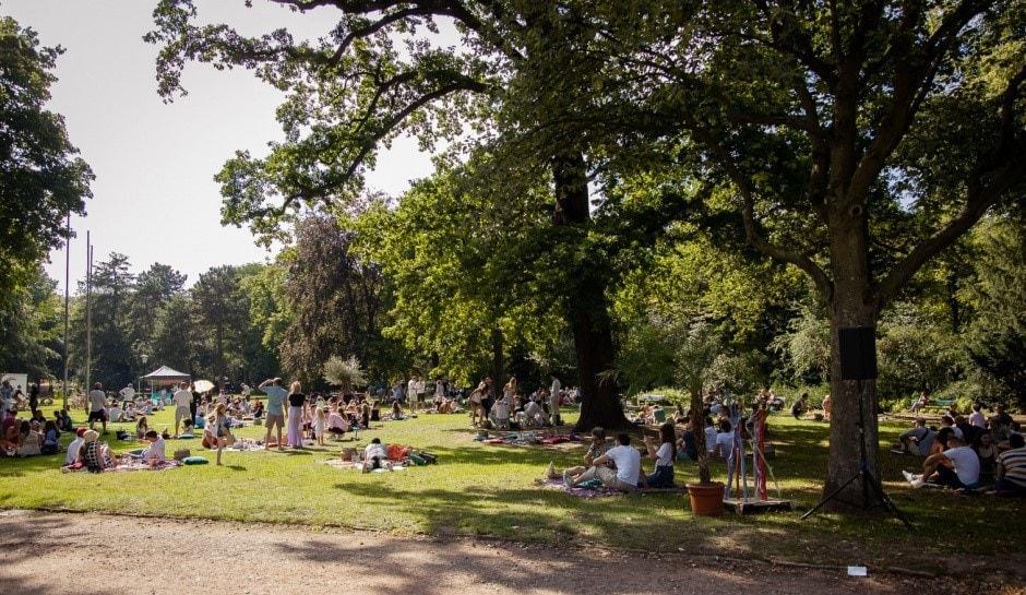 Event Ein Tag im Park Sir Walter