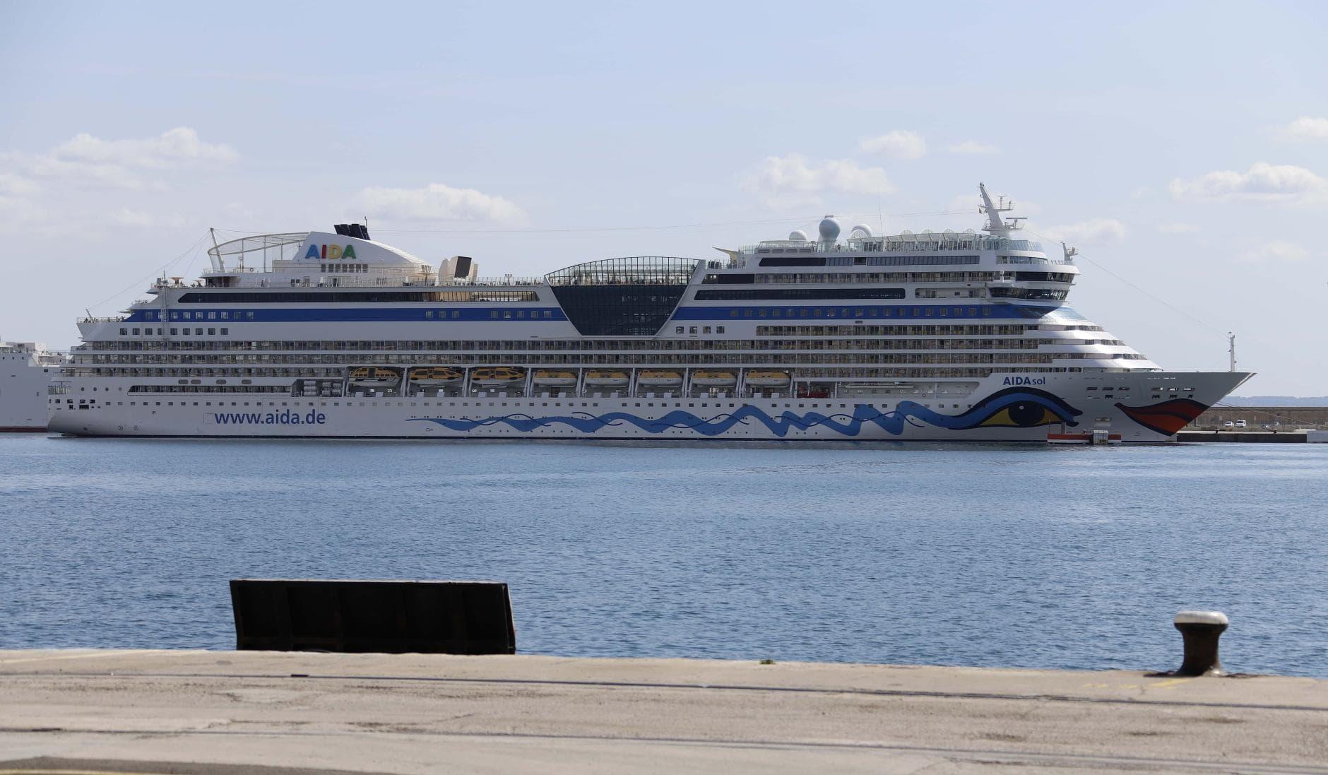 AidaSol Hafen Palma de Mallorca