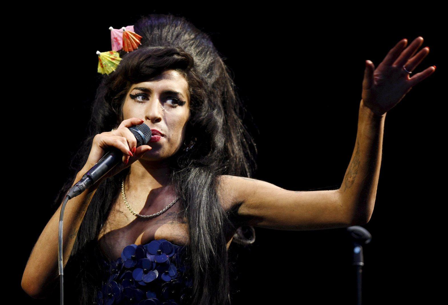 Amy Winehouse für BS