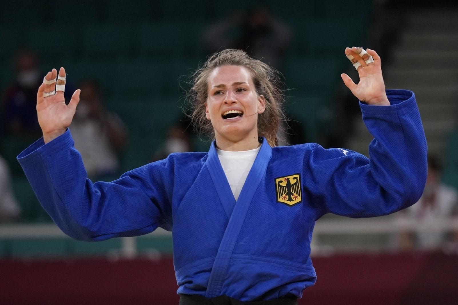 Anna-Maria Wagner Olympia 2021