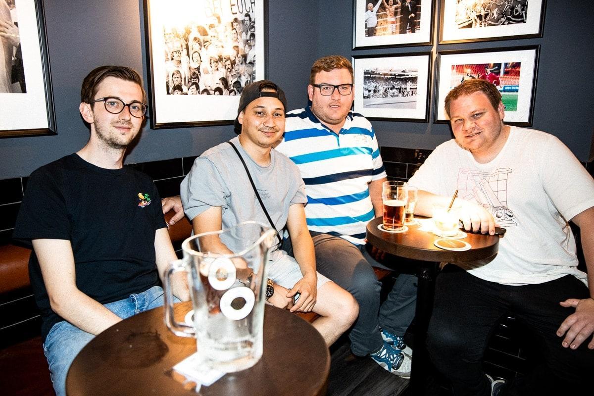 Boston Bar 11. Juli 15