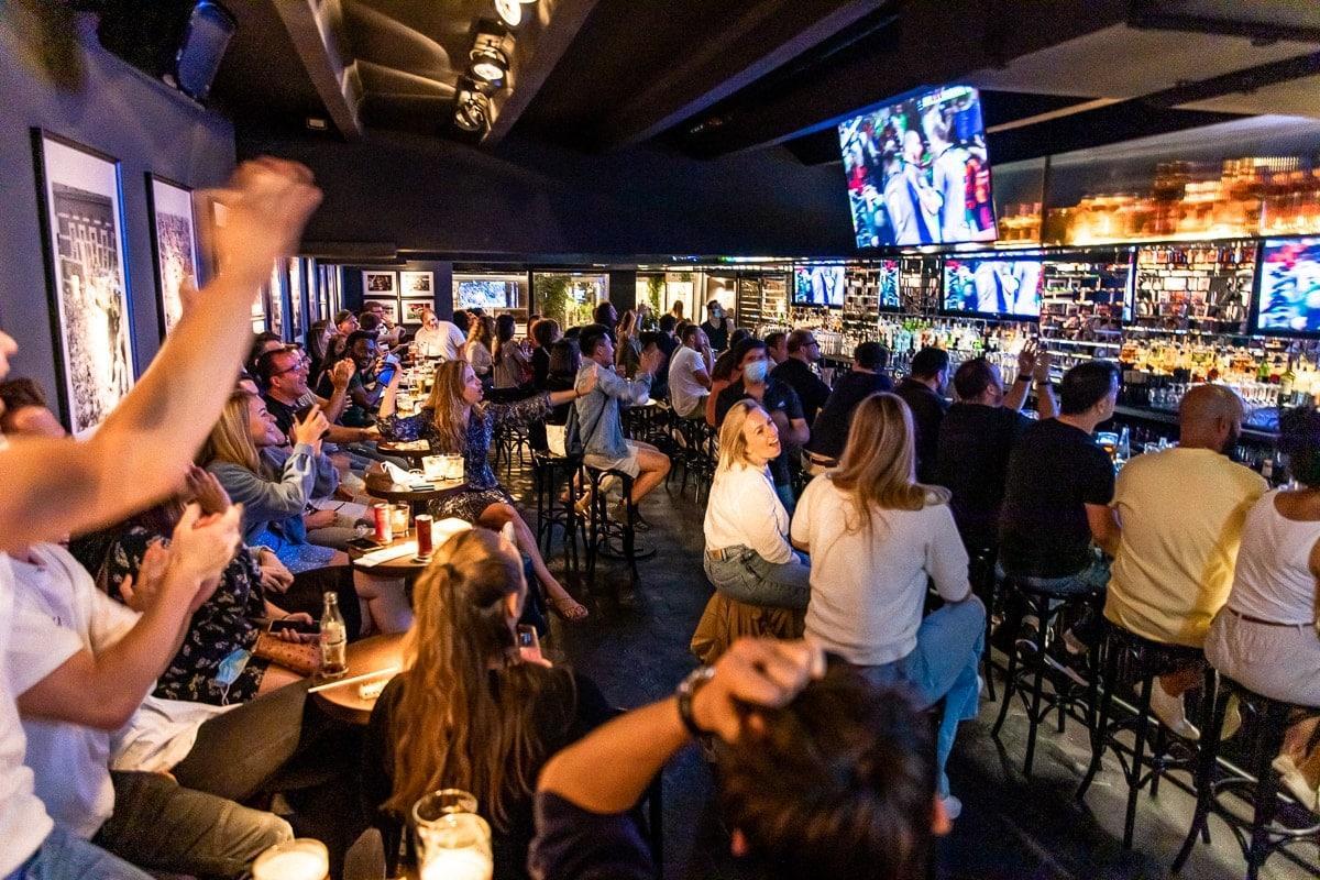 Boston Bar 11. Juli 36