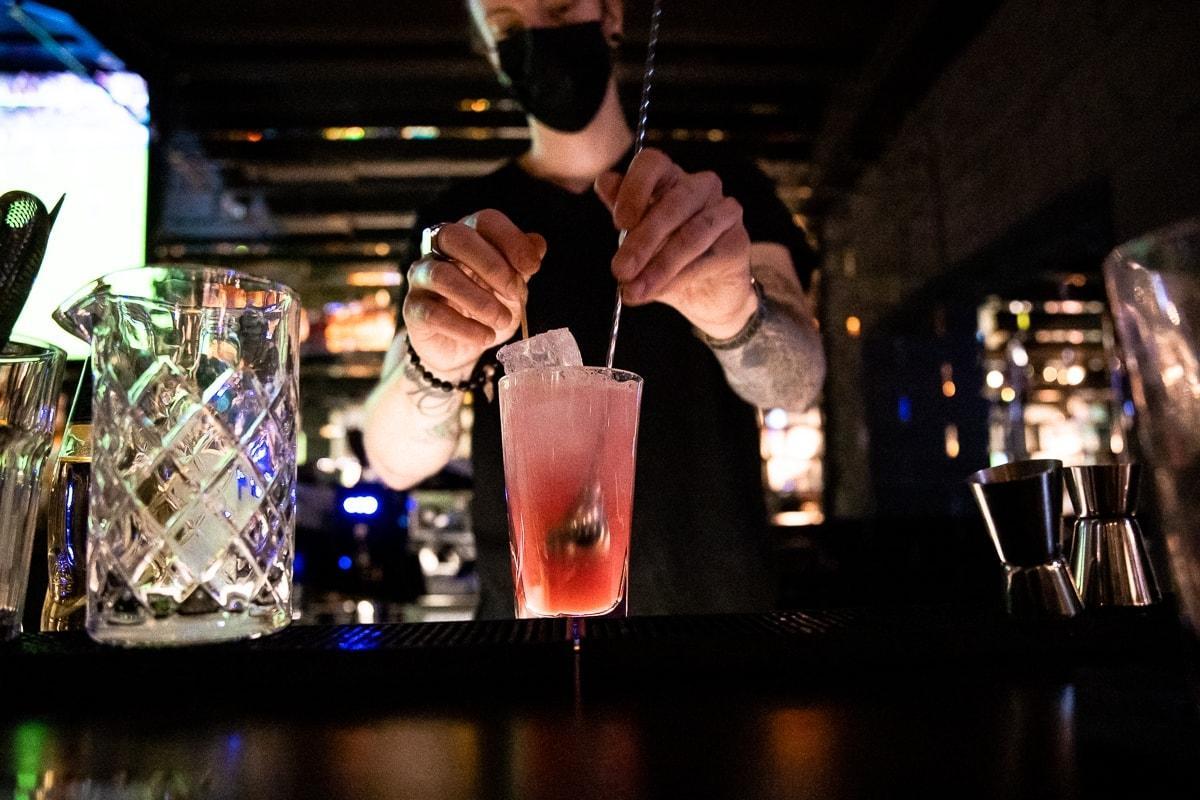 Boston Bar 11. Juli 41