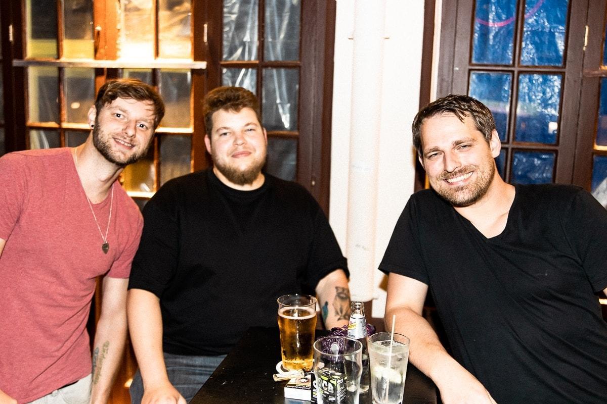 Boston Bar 9. Juli 4