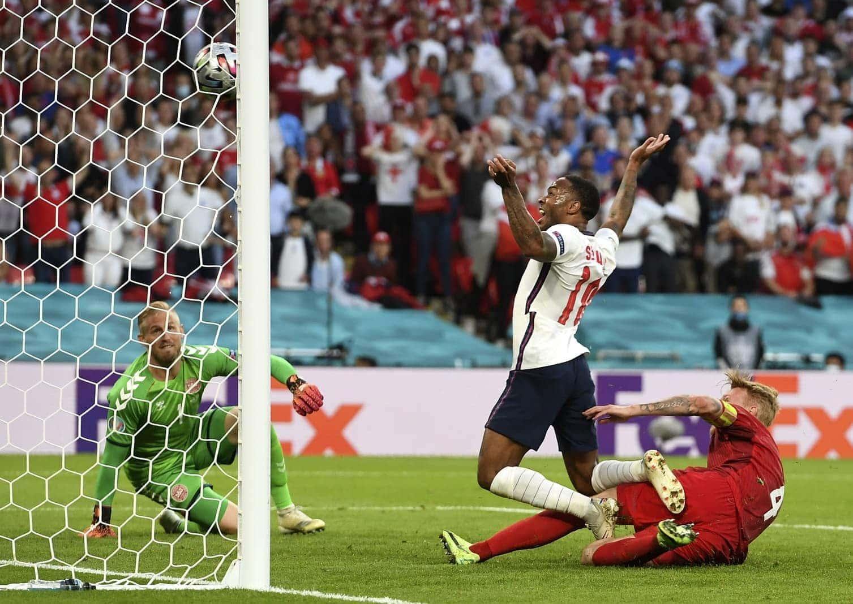 Simo Kjaer Eigentor EM-Halbfinale England Dänemark für BS