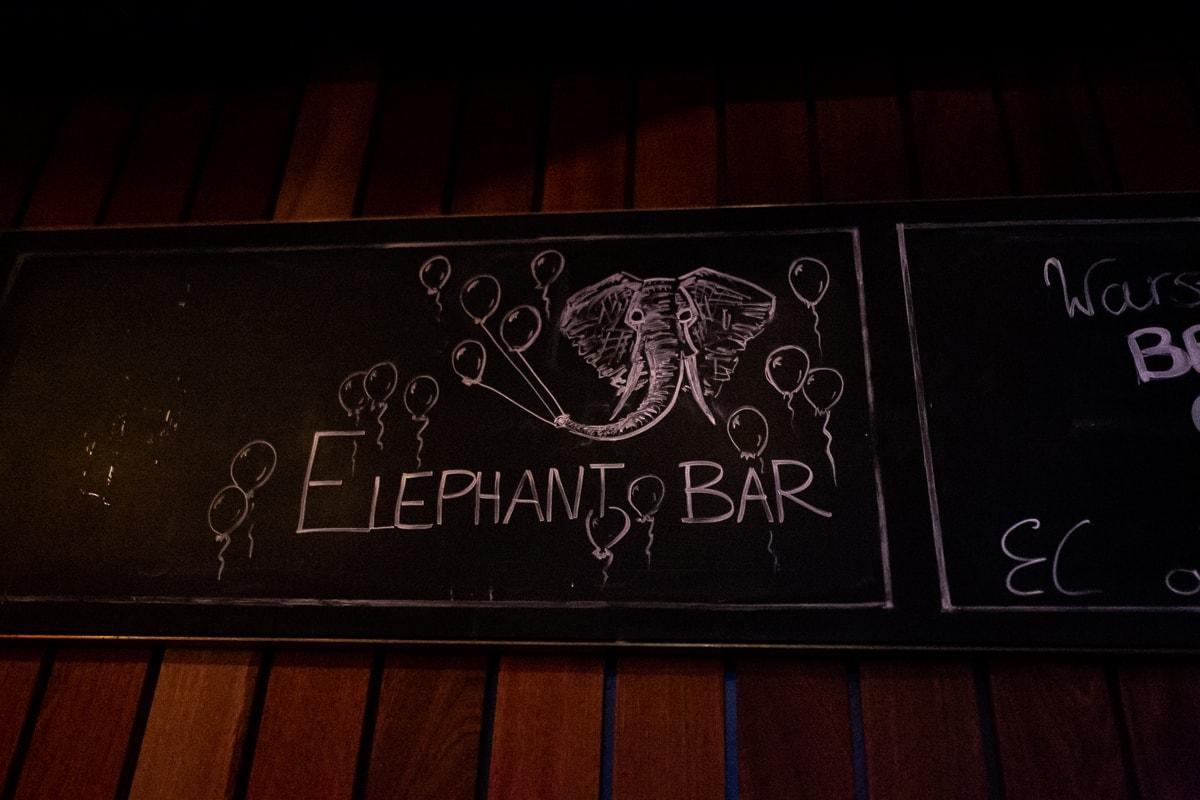 Elephant Bar 3. Juli 17