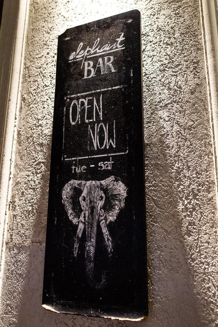 Elephant Bar 3. Juli 23