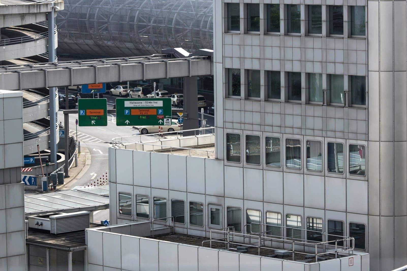 Flughafen Düsseldorf Parken