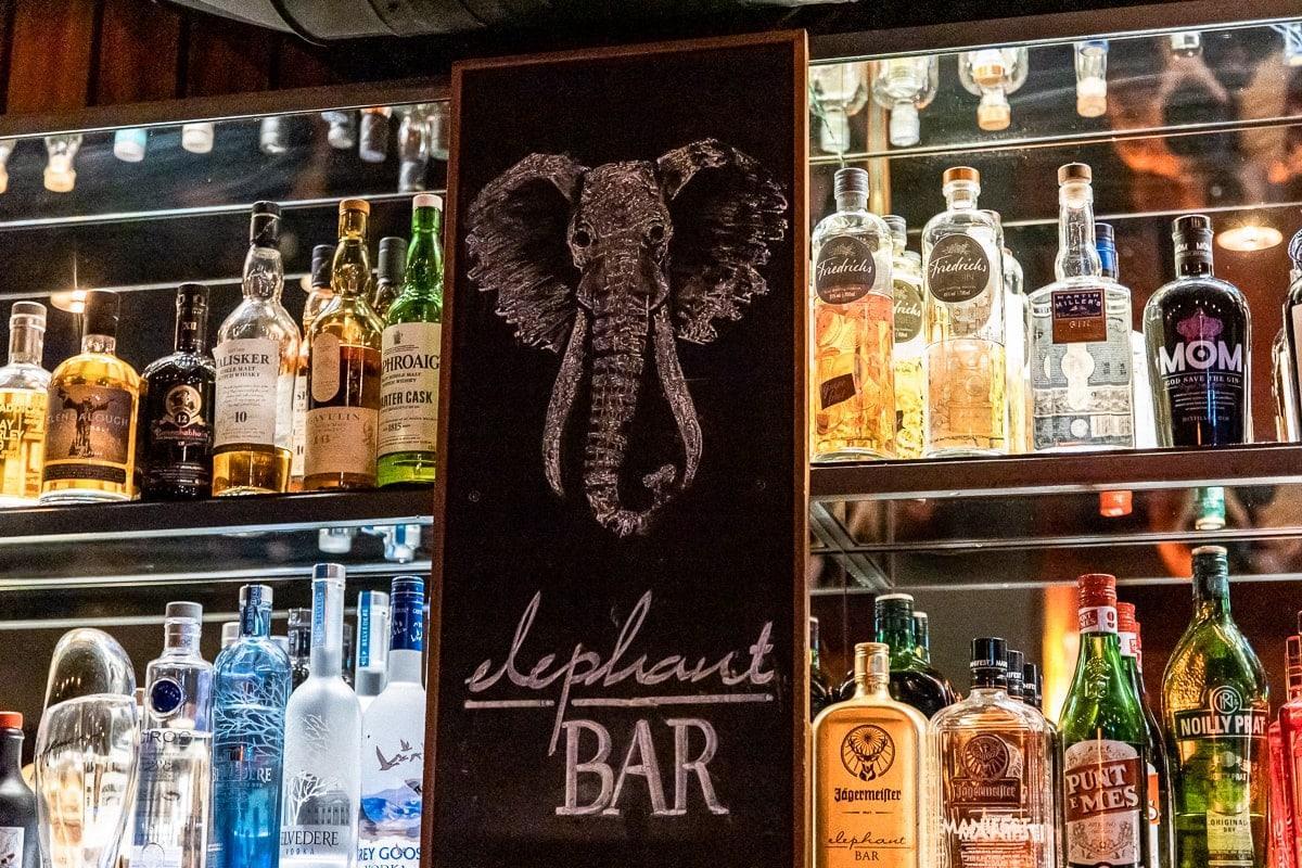 Elephant Bar 24. Juli 2021