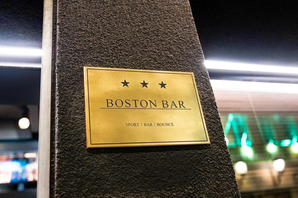 Boston Bar 24. Juli 2021