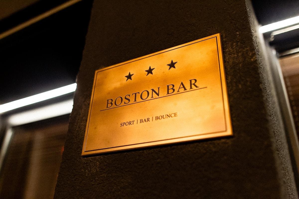 Boston Bar 16. Juli 2021