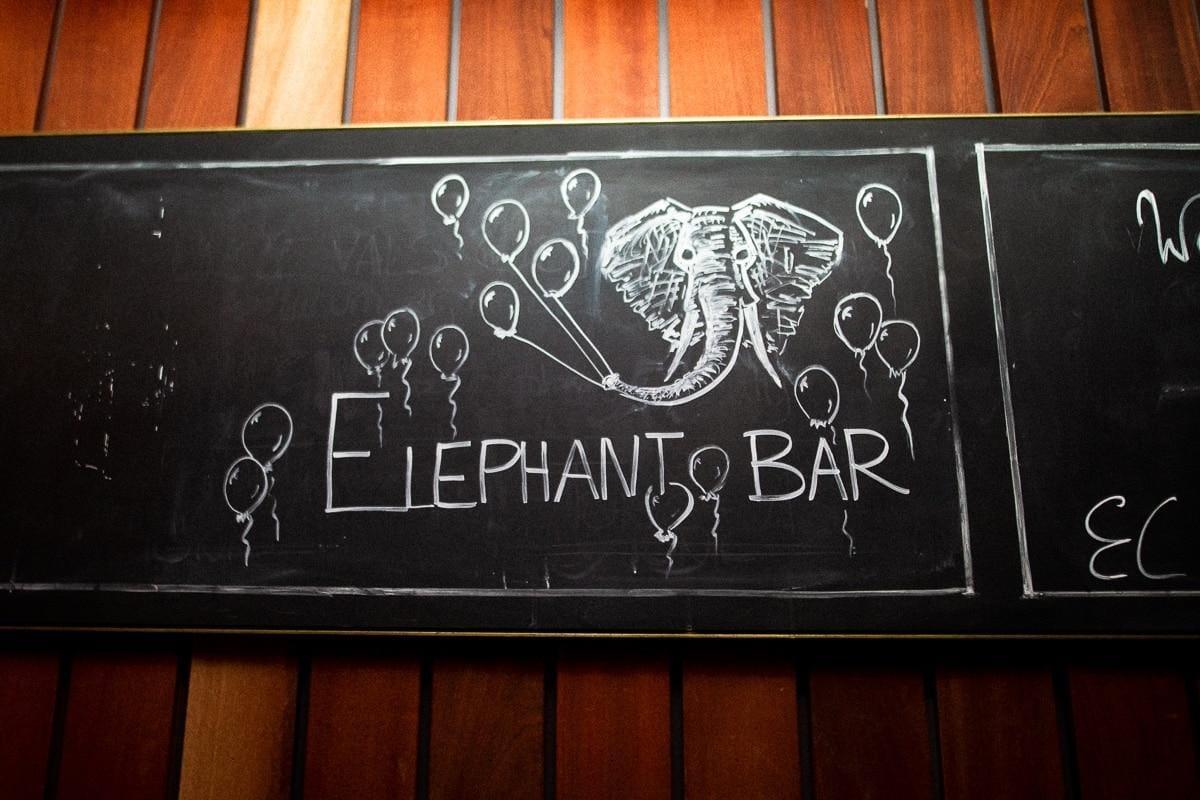 Elephant Bar 17. Juli 2021