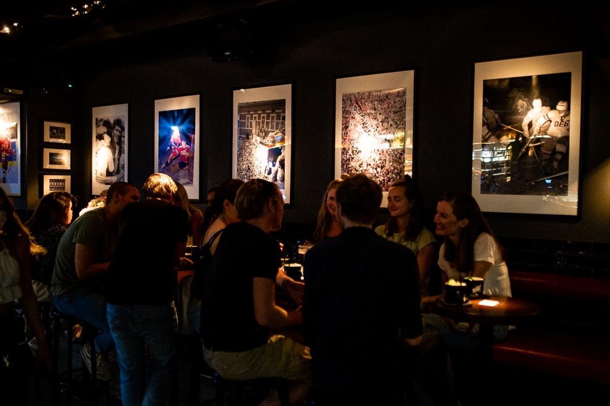 Boston Bar 17. Juli 2021