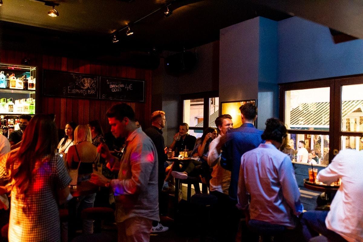 Elephant Bar 23. Juli 2021