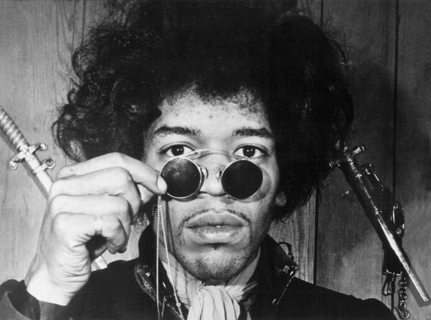 Jimi Hendrix für BS