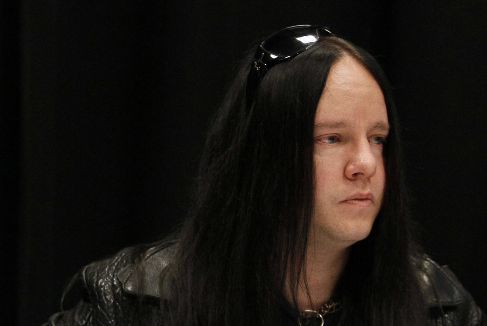 Joey Jordison 2010