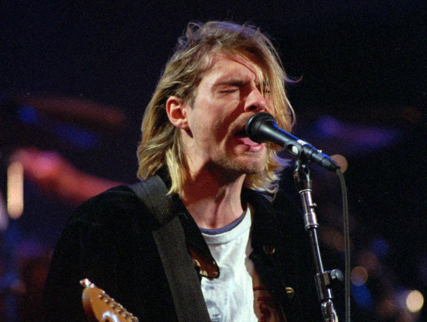 Kurt Cobain BS