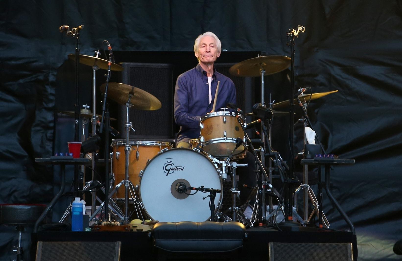 Rolling-Stones-Schlagzeuger Charlie Watts mit 80 gestorben