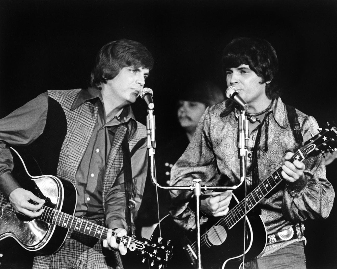 Don Everly Brothers 1970