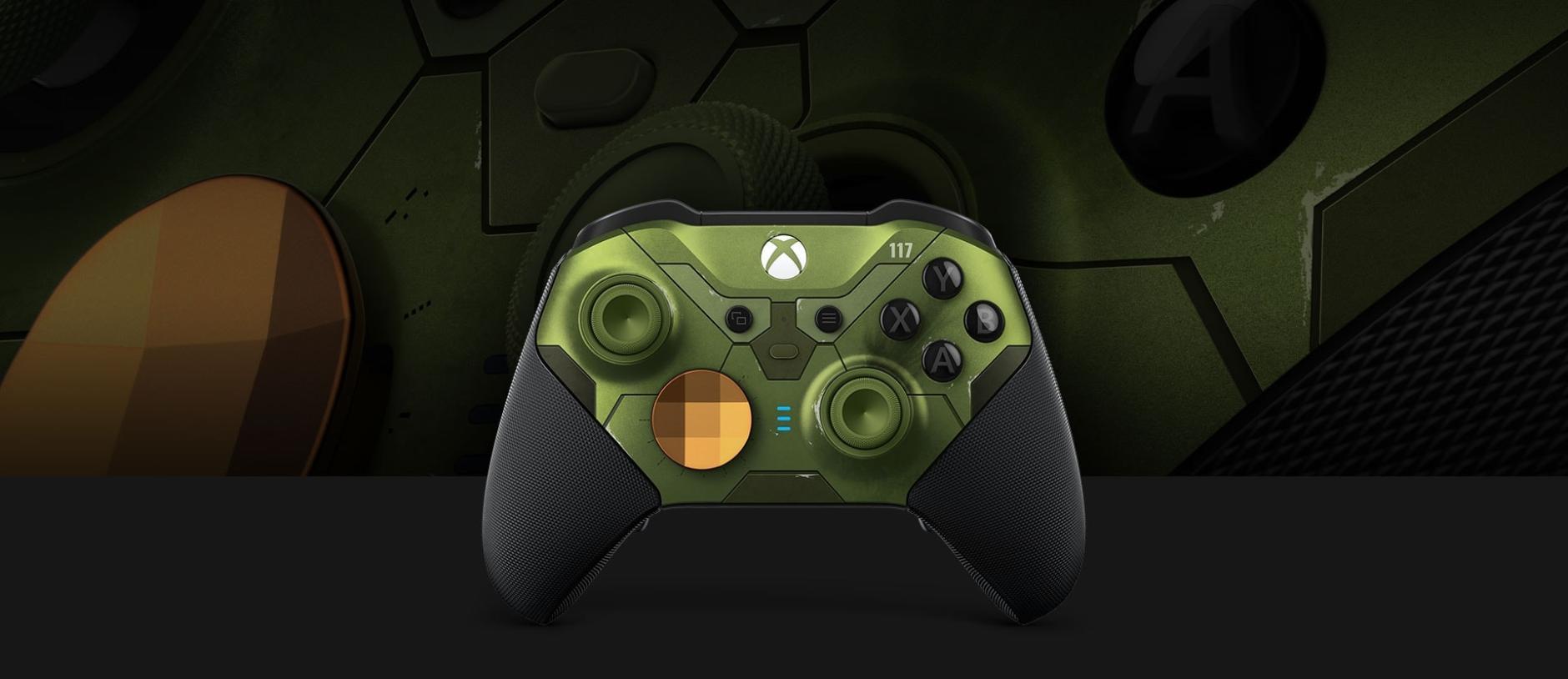 Halo Infinite Controller