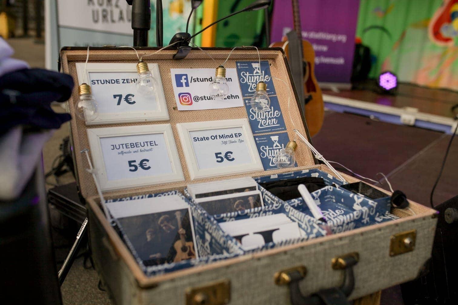 Stadtklang Open Air 13. August 1