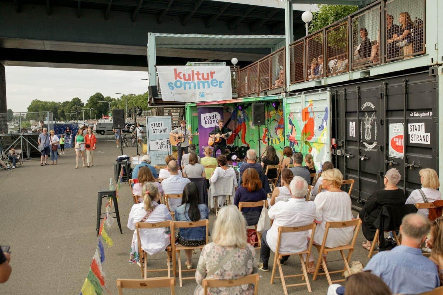 Stadtklang Open Air 13. August 12