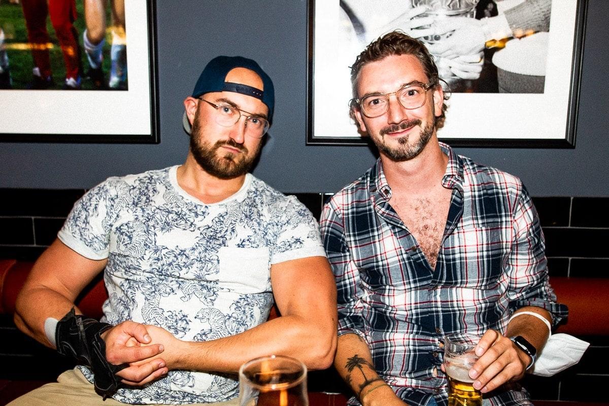Boston Bar 21. August 2021