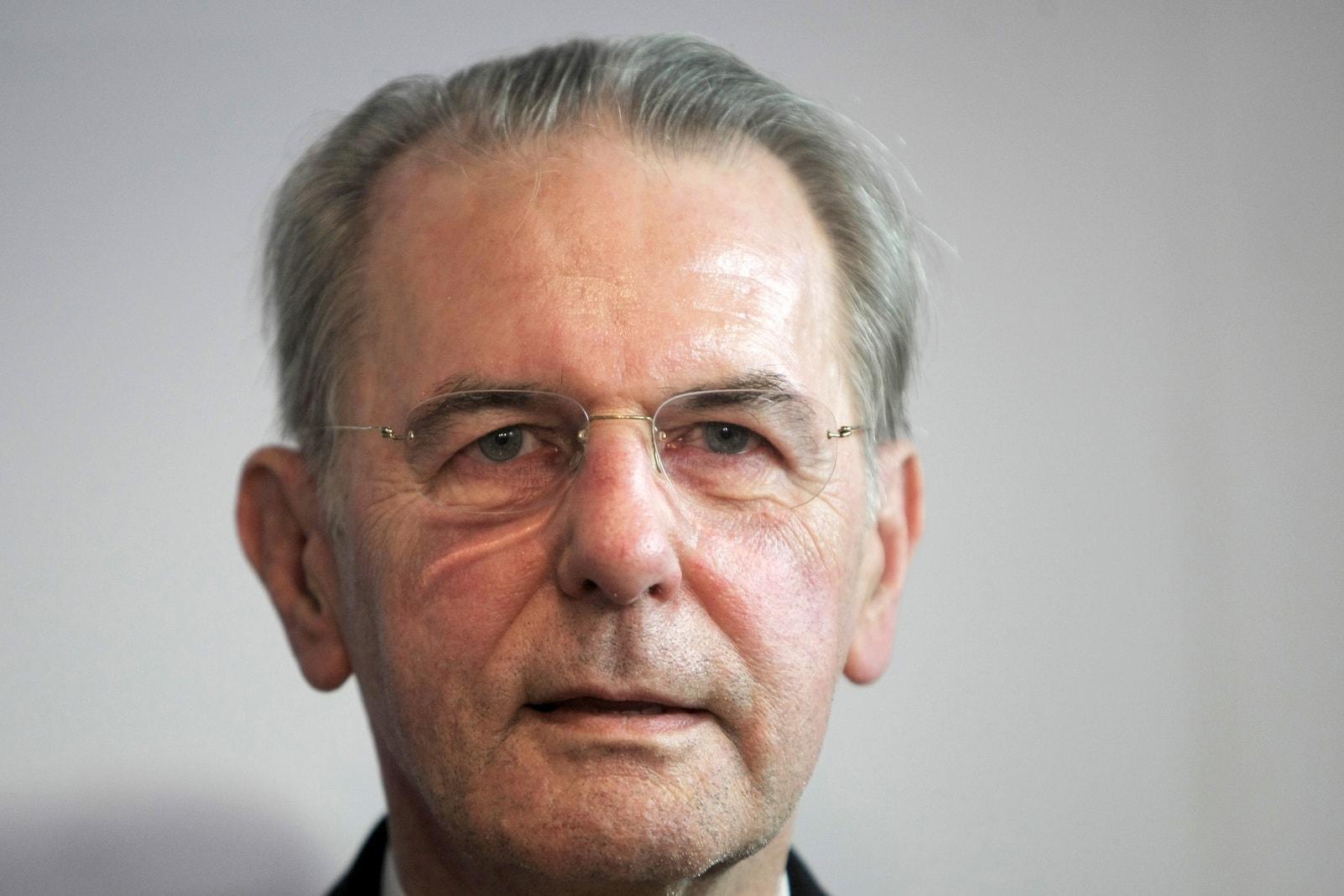 Jacques Rogge 2013