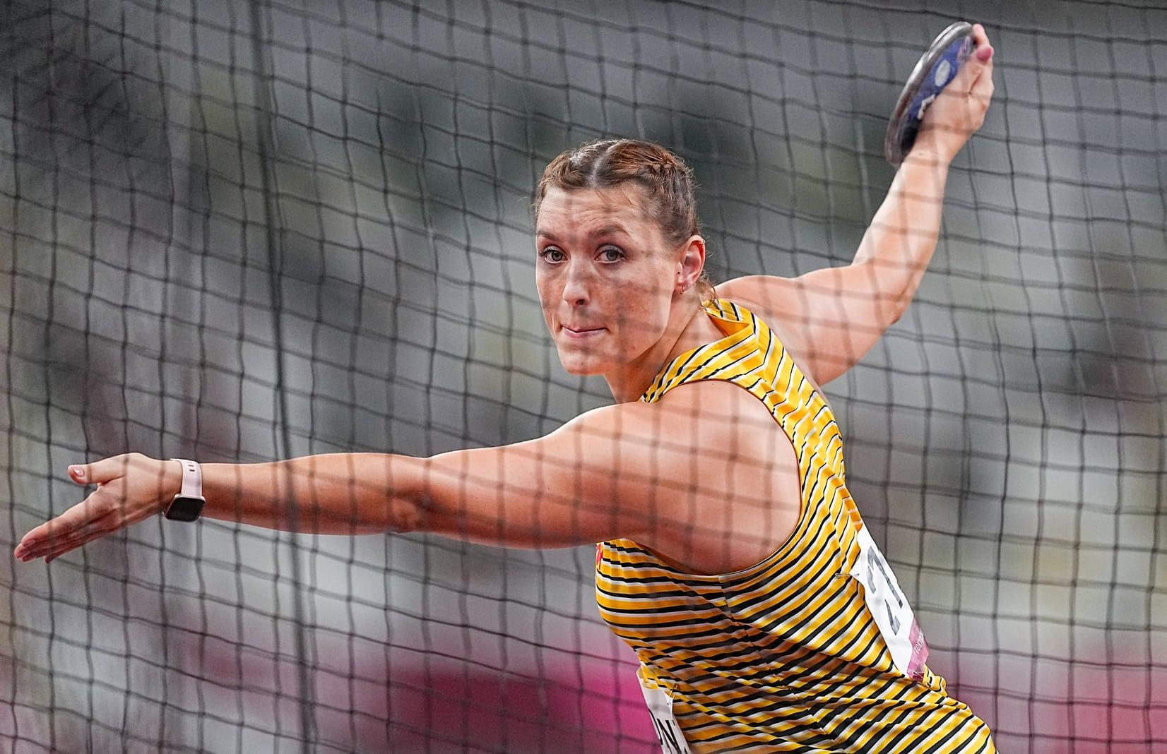 Kristin Pudenz Olympia 2021