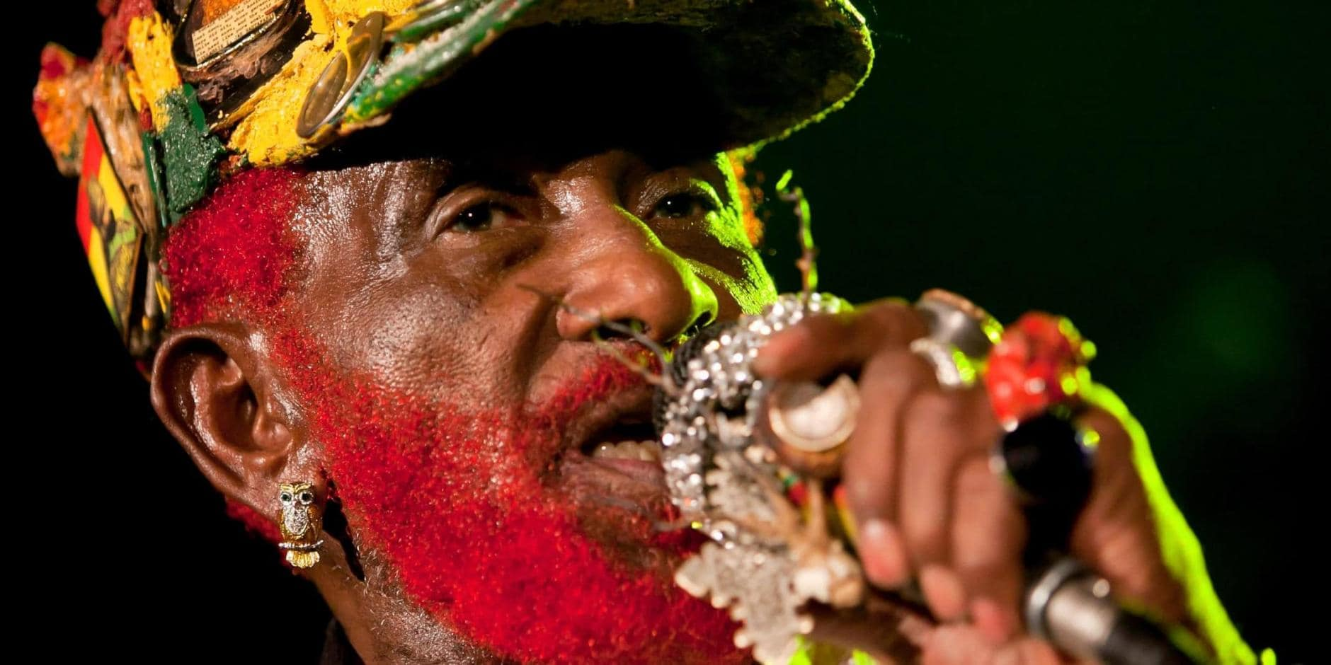 Lee Scratch Perry 2011