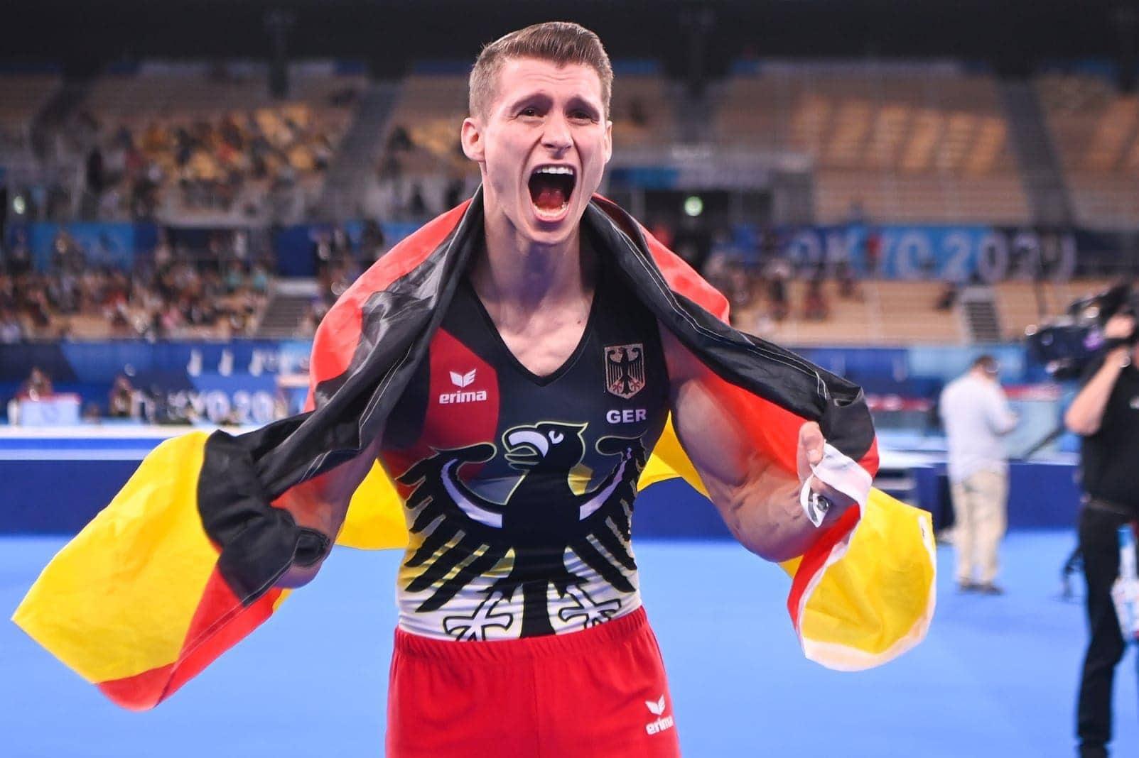 Lukas Dauser Olympia 2021