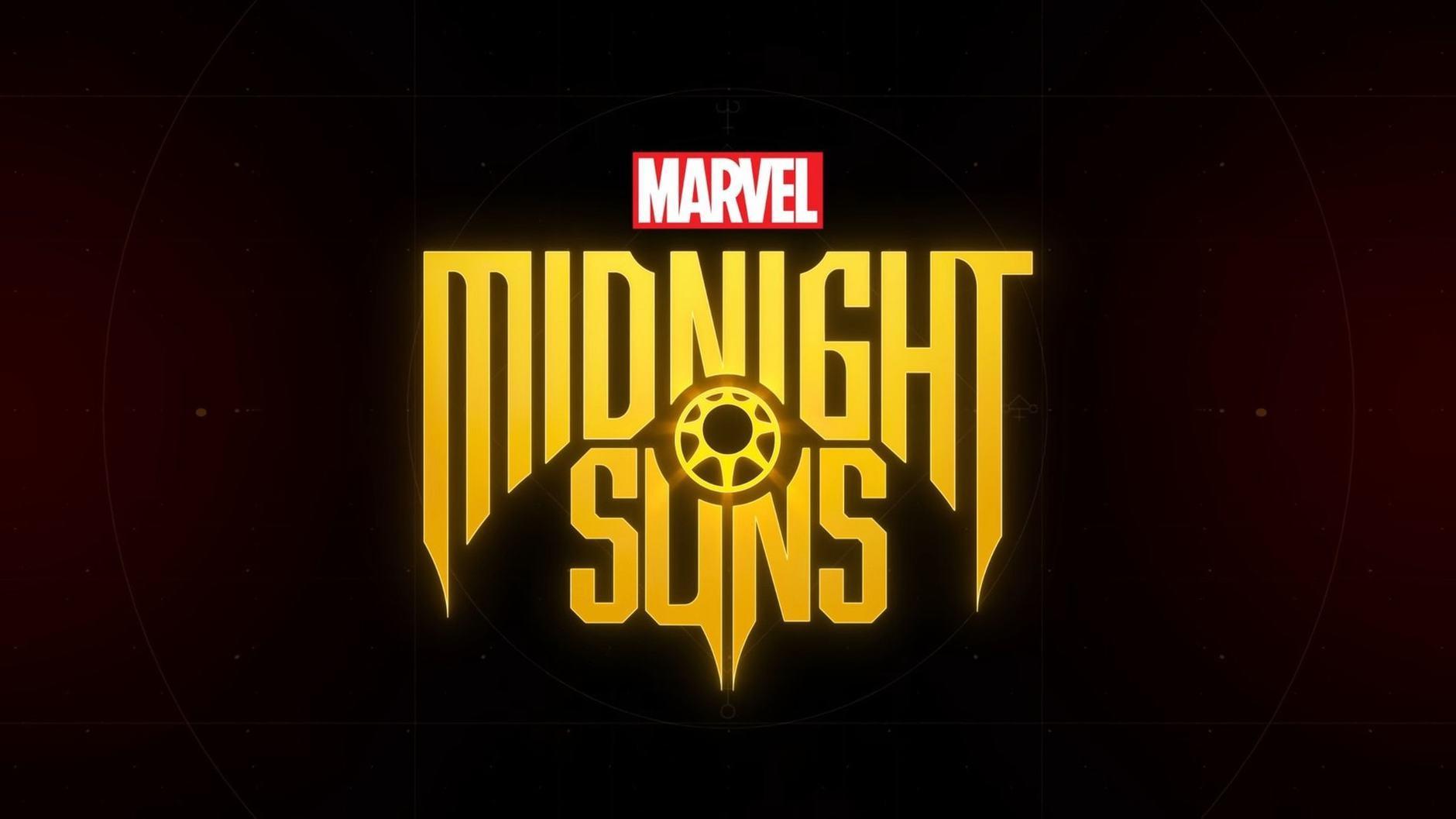 Marvel Midnight Suns Logo