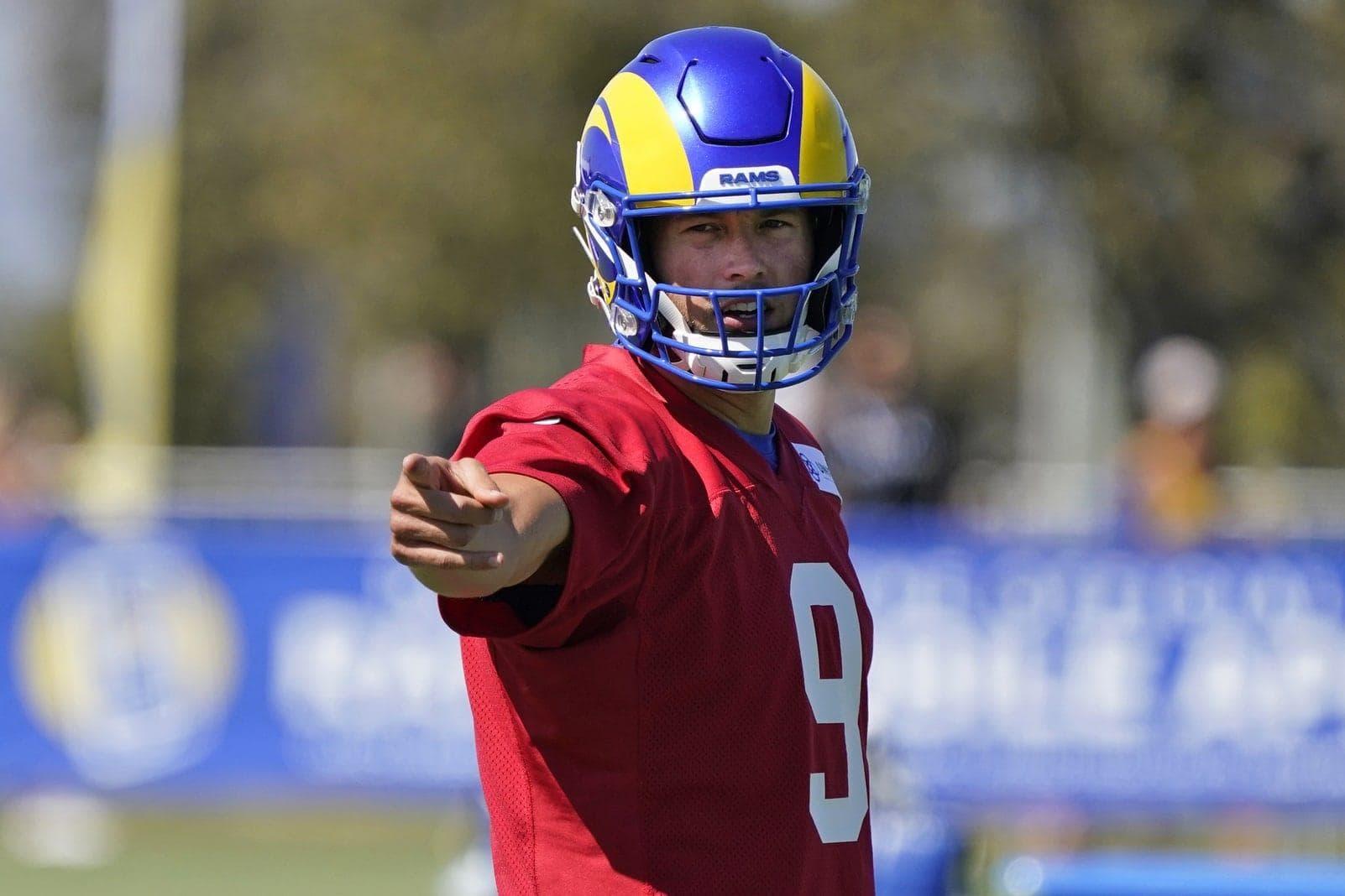 Matthew Stafford Los Angeles Rams