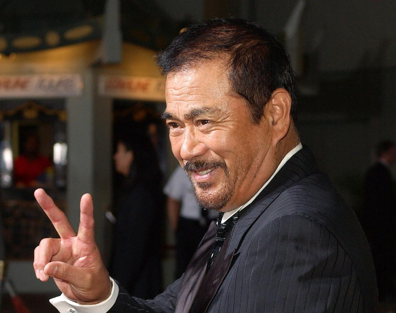 Sonny Chiba gestorben