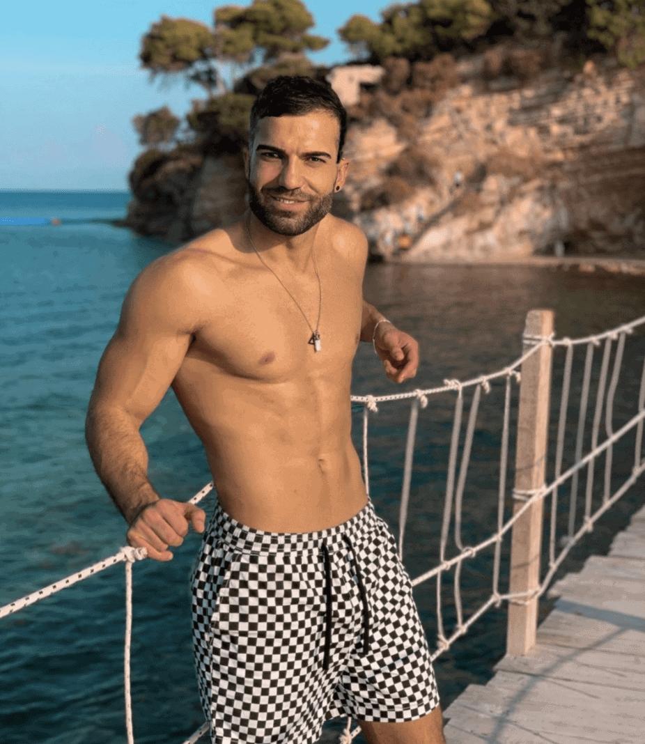 """Promi Big Brother""-Kandidat Rafi Rachek"