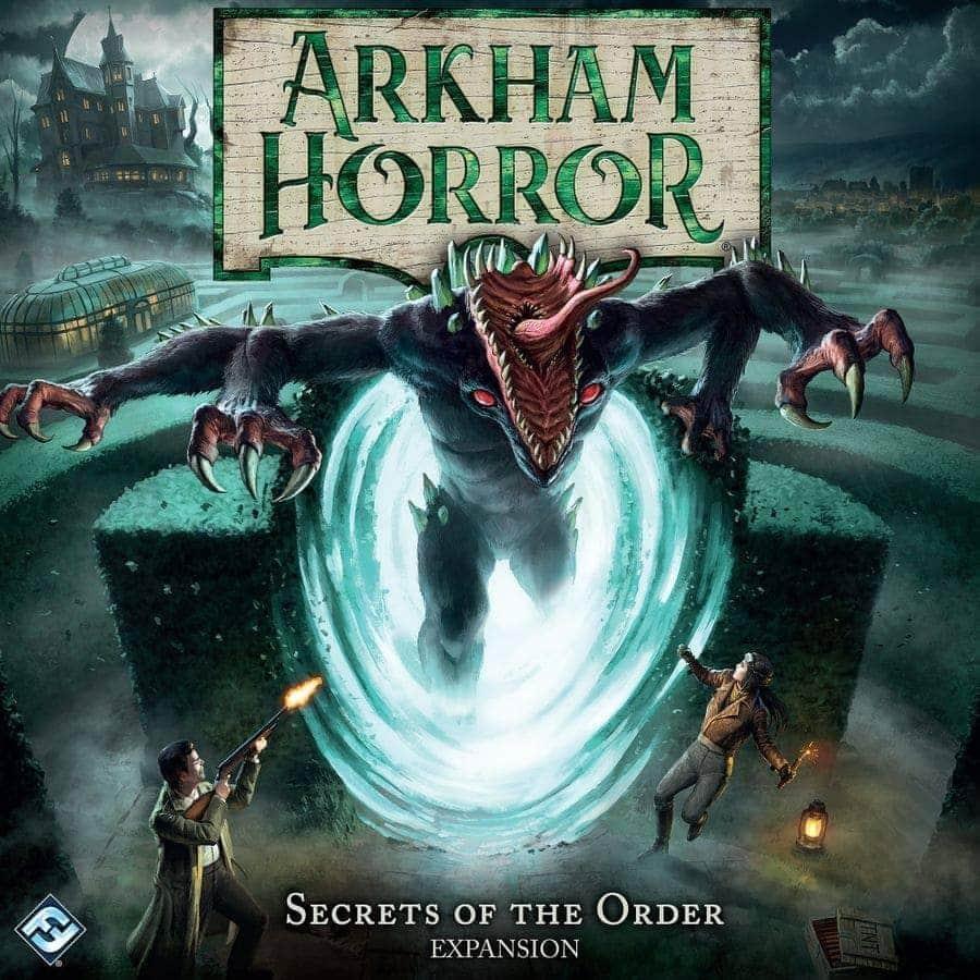 Arkham Horror: Secrets ot the Order