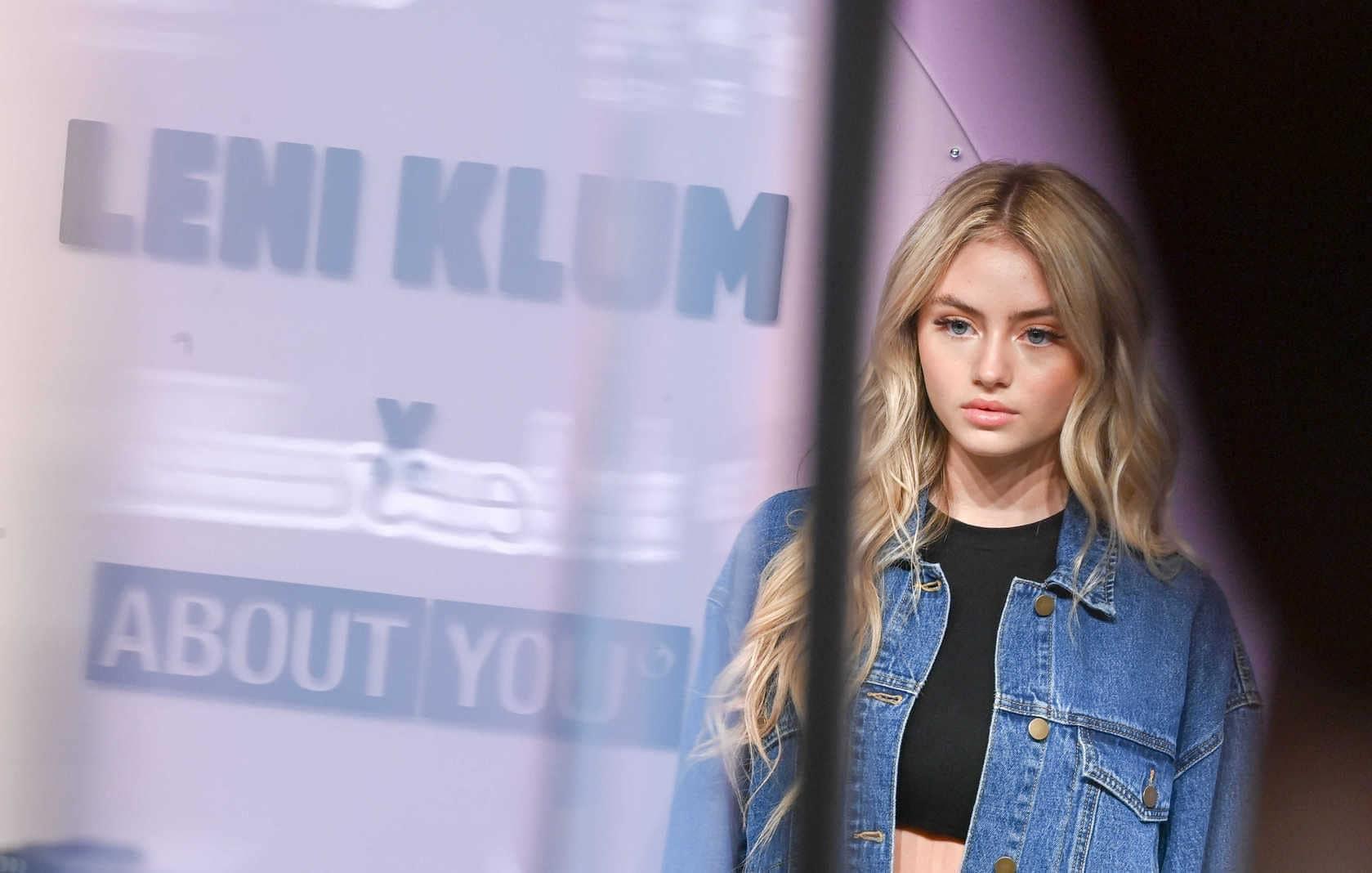 Berliner Modewoche - Leni Klum About You für BS