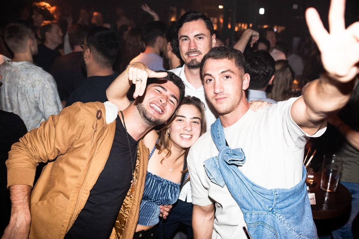 Boston Bar 25. September 2021