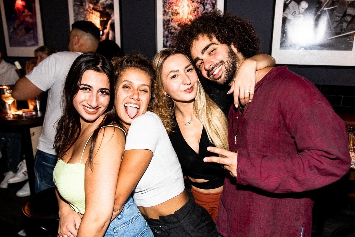 Boston Bar 4. September 2021