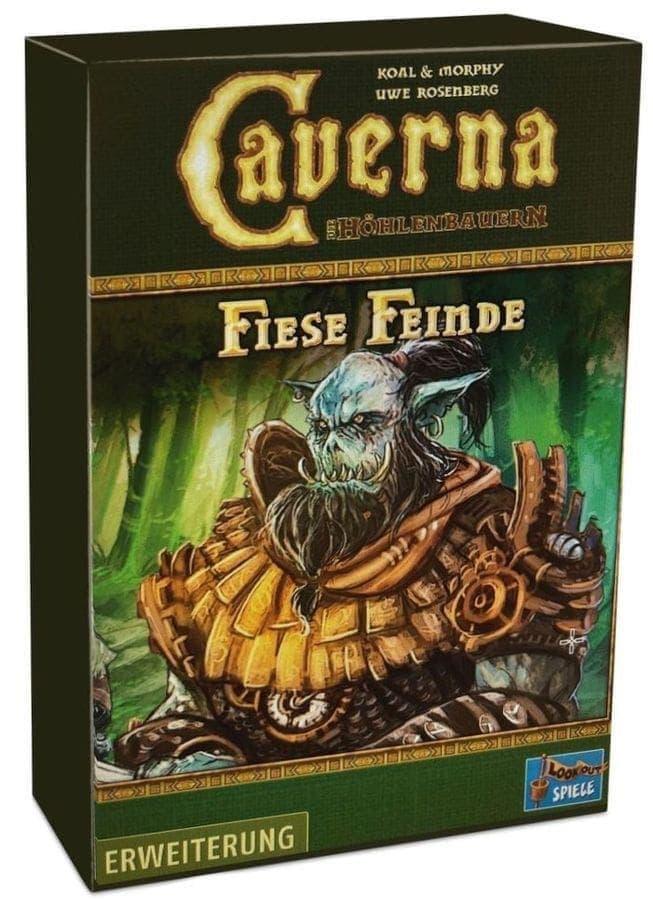 Caverna: Fiese Feinde