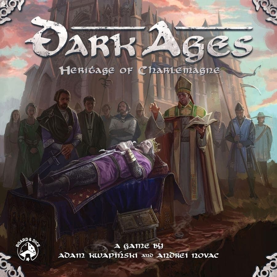 Dark Ages: Das Erbe Karls des Großen